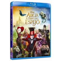 Alicia a través del espejo - Blu-Ray