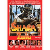 Shaka Zulú - Miniserie - DVD