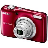 Nikon Coolpix A10 roja + Estuche Cámara digital