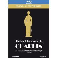 Chaplin - Blu-Ray -  Ed 20º aniversario