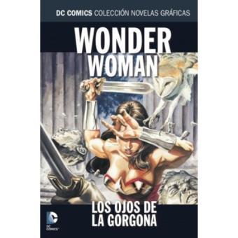 Colección Novelas Gráficas núm. 47: Wonder Woman: Los ojos de la Gorgona