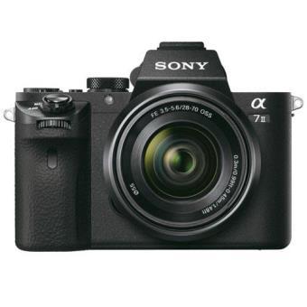Cámara EVIL Sony A 7 II + 28 -70 mm