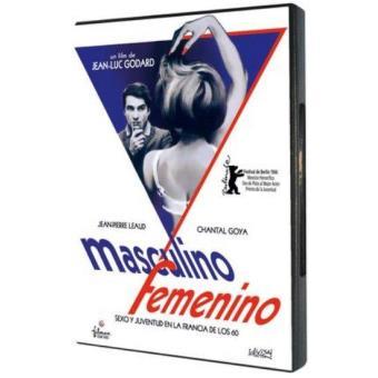 Masculino, femenino - DVD
