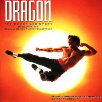 Dragon: The Bruce Lee Story B.S.O. - Vinilo