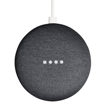 Altavoz Inteligente Google Home Mini Carbón
