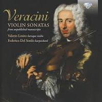 Veracini. Violin sonatas