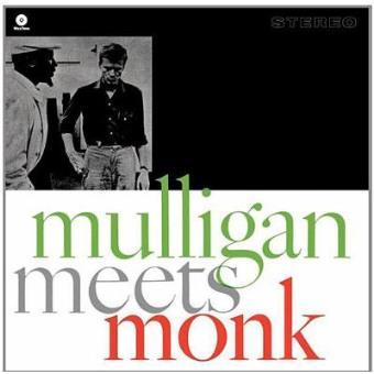 Mulligan Meets Monk - Vinilo
