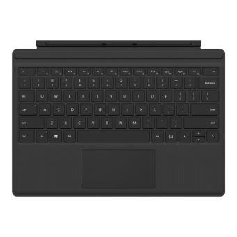 Funda teclado Microsoft Surface Pro Negro
