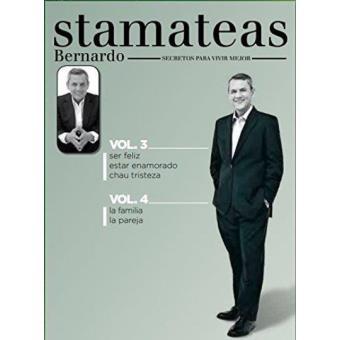Bernardo Stamateas. Secretos para vivir mejor voL. 4 - DVD