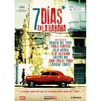 7 días en La Habana - DVD