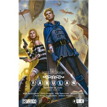 Fábulas: Edición de lujo - Libro 9 (2a edición)