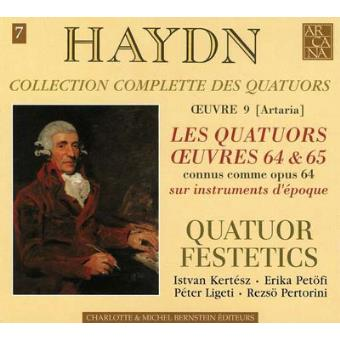 Complete String Quartets Vol. 7