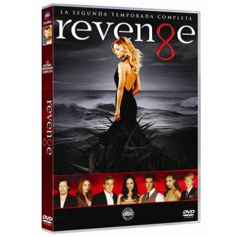 Revenge - Temporada 2 - DVD