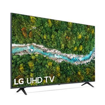 TV LED 55'' LG 55UP77006LB 4K UHD HDR Smart TV Gris