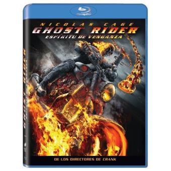Ghost Rider 2: Espíritu de venganza - El motorista fantasma 2 - Blu-Ray