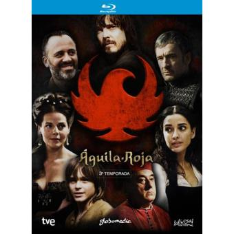 Águila RojaÁguila Roja  Temporada 3 - Blu-Ray