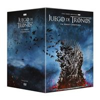 Juego de Tronos Temporada 1-8 Colección Completa - DVD
