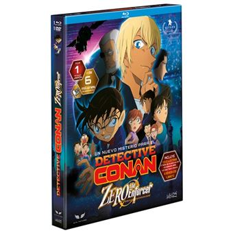 Detective Conan - Zero - The enforcer - DVD + Blu-Ray