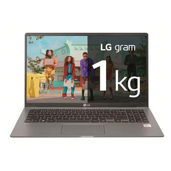 Portátil LG Gram 15Z90N-VAA78B 15'' Plata