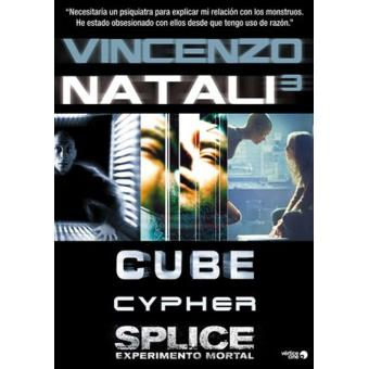 Pack Vincenzo Natali - DVD