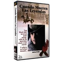 Cuando mueren las leyendas - DVD
