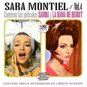 Contiene las peliculas Samba y la Dama de Beirut (Vol.4)