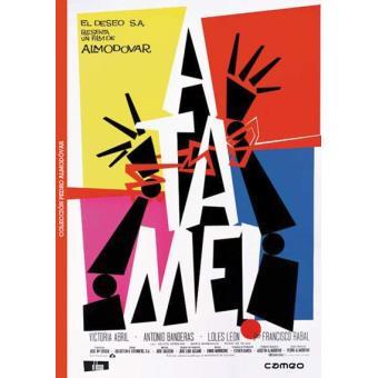 Átame - DVD