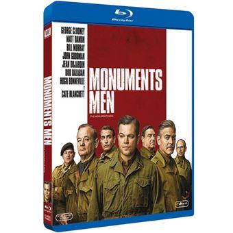 Monuments Men - Blu-Ray
