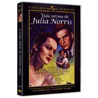 Vida íntima de Julia Norris (V.O.S.) - DVD
