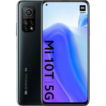 Xiaomi Mi 10T 5G 6,67'' 128GB Negro