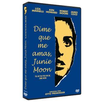 Dime que me amas, Junie Moon - DVD