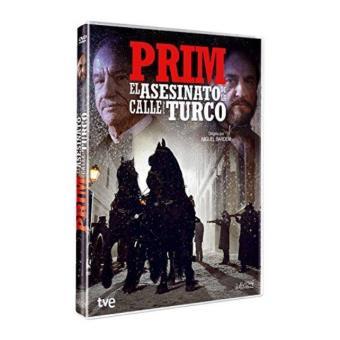Prim, el asesinato de la calle del Turco - DVD