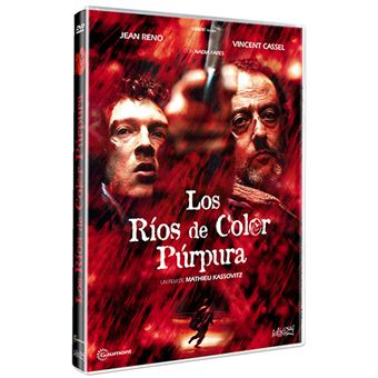 Los ríos de color púrpura - DVD
