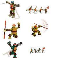Figura de acción Giochi Preziosi Raphael Tortugas Ninja TMNT