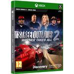 Street Outlaws 2: Winner Takes All Xbox Series X / Xbox One