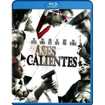 Ases calientes - Blu-Ray