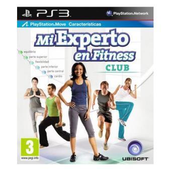 Mi experto en Fitness Club PS3