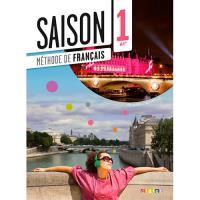 Saison 1: Methode de français A1 (Libro + CD + DVD)
