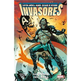 Invasores 1. Fantasmas de guerra