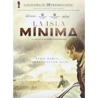 La isla mínima - DVD  Digibook