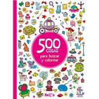 500 cosas para buscar y colorear