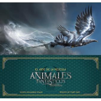 Animales fantásticos y dónde encontrarlos: El arte de la película