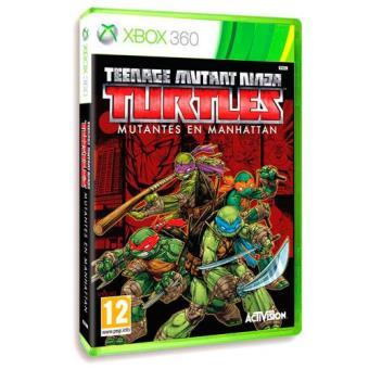 Teenage Mutant Ninja Turtles : Mutantes en Manhattan Xbox 360