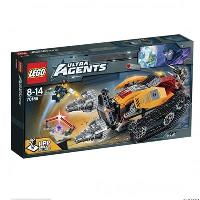 LEGO Ultra Agents Robo Máquina Diamante