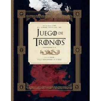 Juego de TronosTras las cámaras de la HBO. El Libro oficial de Juego de Tronos. Temporada 3 y 4