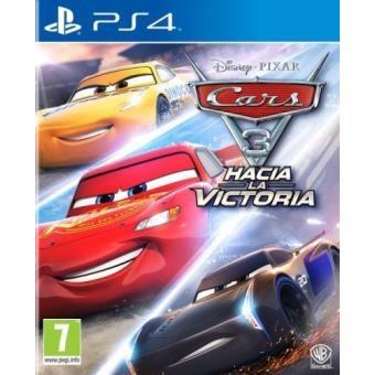 Cars 3: Hacia la Victoria PS4