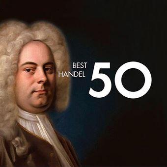Box 50 Best Handel - 3 CD