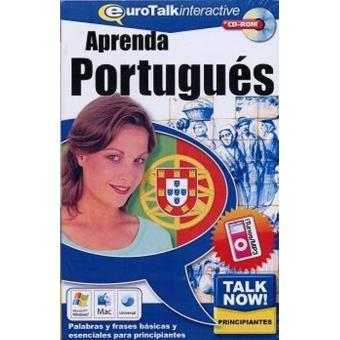 Talk Now! Learn Portuguese. Essential