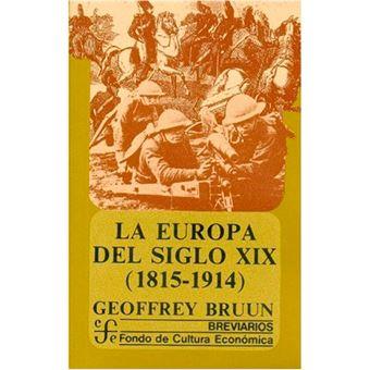 La Europa del siglo XIX - 1815-1914
