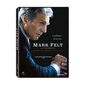 Mark Felt. El informante - DVD